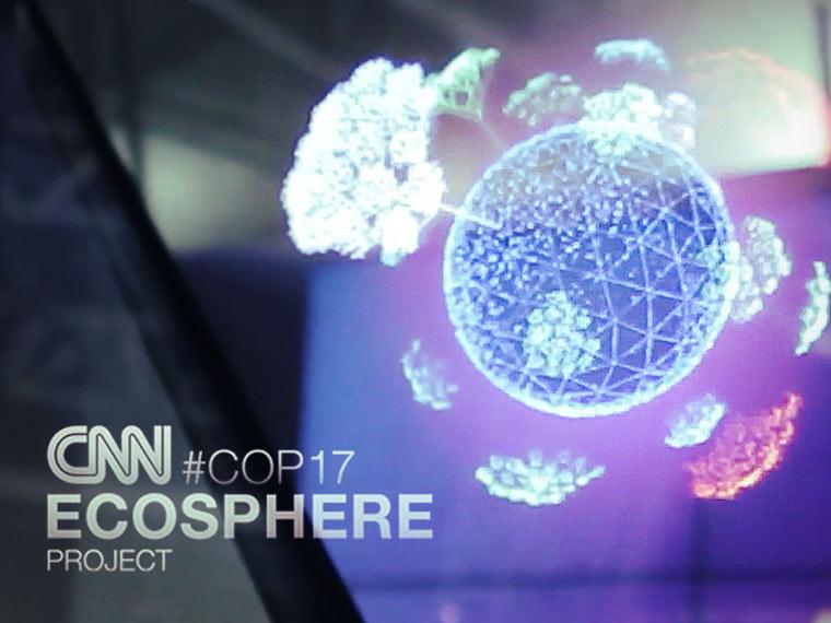 CNN Ecosphere