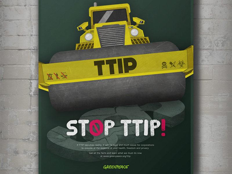 Greenpeace – Stop TTIP