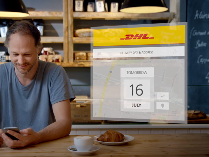 DHL Animations