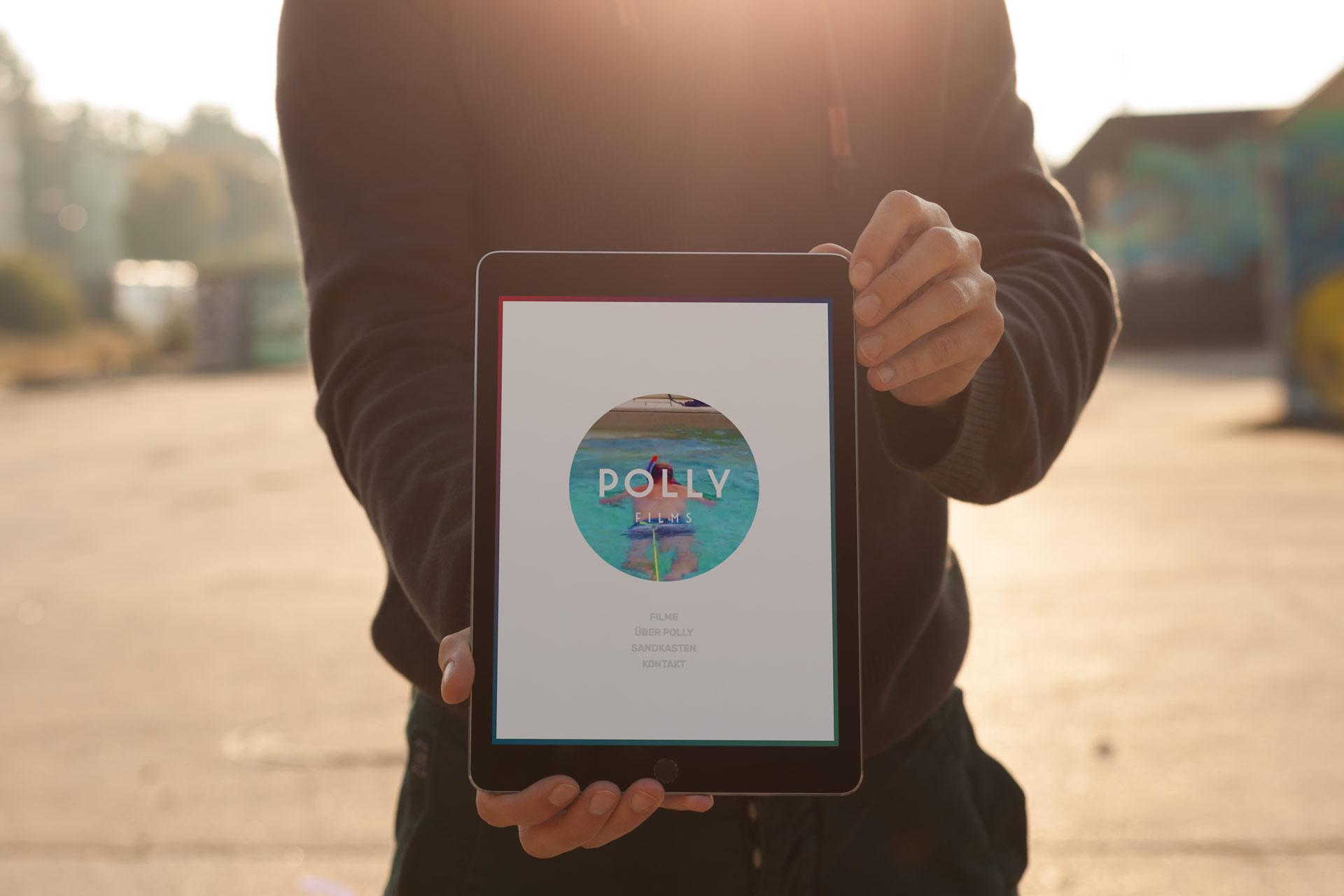 Polly Films Website